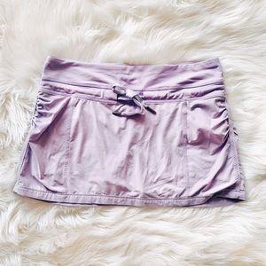 Lululemon Run Energy Purple Skirt Size 6